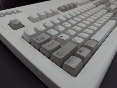 [中古]Dell AT101W Keyboard(ALPS SKCM Black lube)