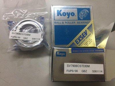 SV7906 日本 新品 KOYO BEARING EXSEV 特殊環境用 半導體
