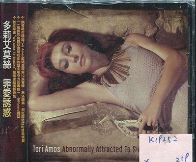 *真音樂* TORI AMOS / ABNORMALLY ATTRACTED TO SIN 全新 K19252 (殼破)