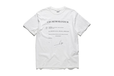 "[ LAB Taipei ] BOOK WORKS "" FAX TEE """