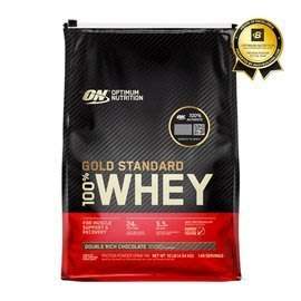 Optimum Nutrition 100% Whey Gold Standard 10磅 低熱量純乳清蛋白