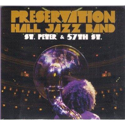 【全新未拆,殼損】Preservation Hall Jazz Band 典藏廳爵士樂團:典藏廳50年傳奇群星會《歐版》