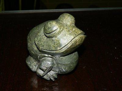花蓮 綠泥石.....蛙