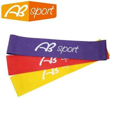 【健魂運動】迷你環狀彈力帶組(AB Sport-Mini Bands Kit)