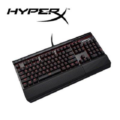 PQS 台南 HyperX Alloy Elite 機械式電競鍵盤-紅軸 ( HX-KB2RD1-US/R1 )