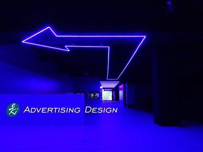我最便宜-軟性霓虹燈條字、LED燈條字、LED燈殼字、迷你字(雙層立體字)