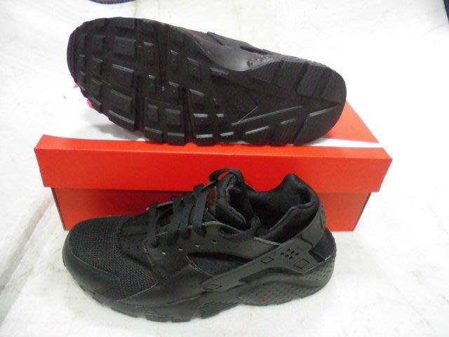 【n0900台灣最便宜】2016 NIKE-HUARACHE RUN PRINT 武士鞋黑武士慢跑鞋-654275-01