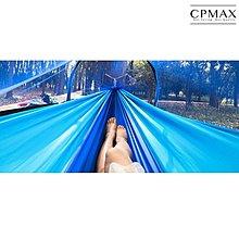 CPMAX 防側翻雙人速開蚊帳吊床 防蚊蟲蚊帳吊床 露營吊床 吊床 雙人吊床 隧道型吊床 防蚊吊床 蚊帳吊床 O71