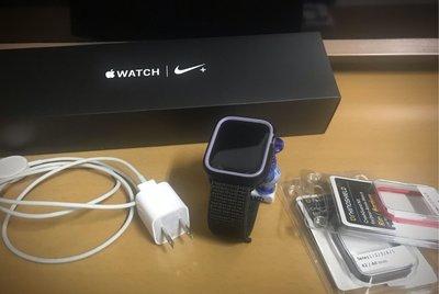 近新 二手 好物 Apple Watch 4  gps版 44mm 2020/3/22購入 手錶 智慧手錶 蘋果 優質品牌 原價萬元手錶