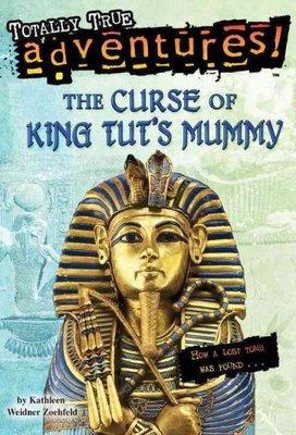 全新轉賣 The Curse of King Tut's Mummy(現貨)