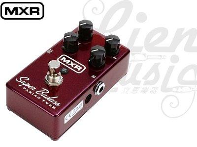 『立恩樂器』免運優惠 買就送短導線 MXR Super badass Fuzz 破音 單顆 M236