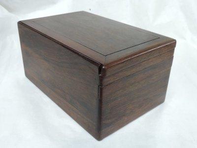丁香之家--早期花梨長方盒