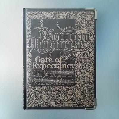 【裊裊影音】全新未拆-台灣重金屬樂團-Nocturne Moonrise月夜曲-Gate of Expectancy EP-2008年發行