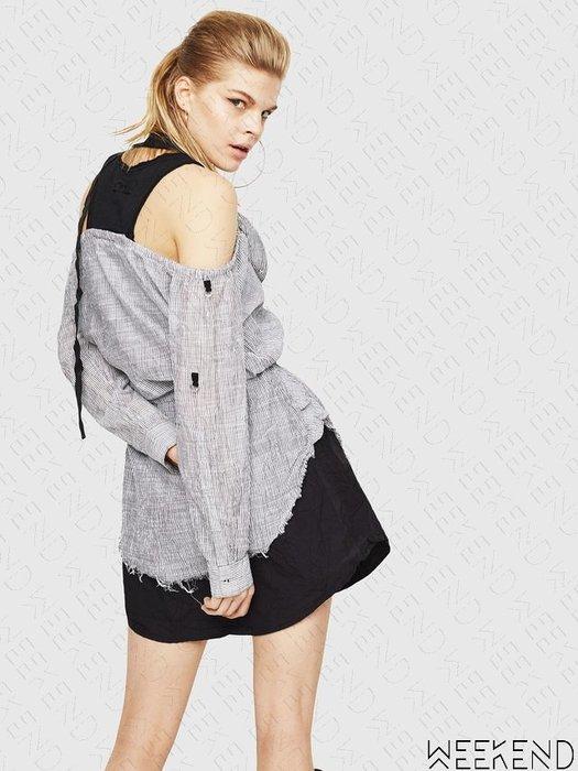 【WEEKEND】 DIESEL D-Judy 落肩 露肩 兩件式 無袖 背心 短裙 短洋