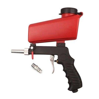 可擕式氣動噴砂槍 氣動噴砂槍 小型噴砂槍 掌上型噴砂槍