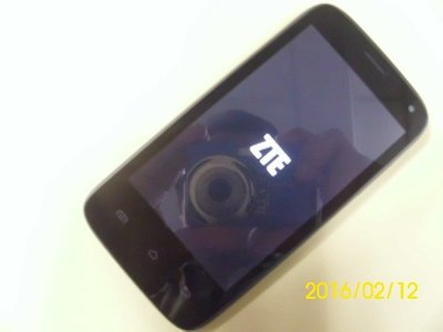 全新手機 Zte N765 亞太雙模C+G 安卓 Line 四核 電池全新 附旅充