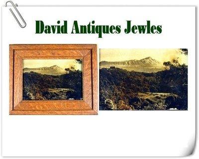 ((天堂鳥)) 夏威夷鑽石山老照片 #68、夏威夷港灣老照片 #127、夏威夷風景限量攝影作品 #82