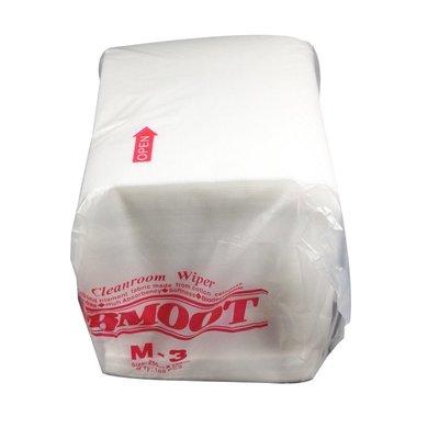 可樂屋 M-3無塵紙無塵擦拭紙工業擦拭紙鏡頭紙250*250CM吸水親油柔軟擦紙