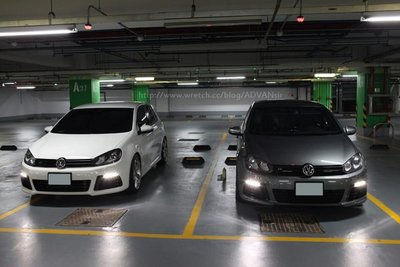 售VW福斯GOLF VI V GTI R20 R32 Tiguan PLUS 原廠魚眼大燈.TSI.GT.TDI.PASSAT.LED