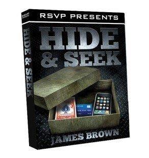 【意凡魔術小舖】Hide & Seek by James Brown and RSVP Magic 超推薦街頭近景 埋藏:尋找 古老記憶