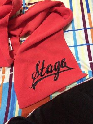 STAGE LOGO 圍巾