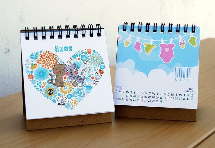 線上編輯 桌曆 可跨年份製作 13張照片 婚禮小物 相片桌曆 年曆 照片客製化 印刷 小量製作 月曆 馬克杯 さ