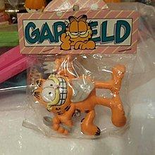 加菲貓磁石貼公仔