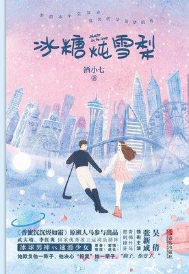 冰糖燉雪梨(簡體書,全2冊)┅酒小七┅冰球男神VS速滑少女,青春!愛情!競技!成長!夢想本不會發光,發光的是追夢的你。