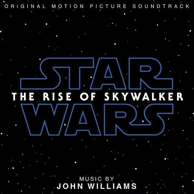 STAR WARS : 天行者的崛起-電影原聲帶(德國進口)---8743994