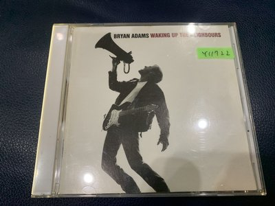 *還有唱片行*BRYAN ADAMS / WAKING UP THE 二手 Y11722