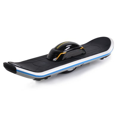 回到未來智能滑板(黑,白)