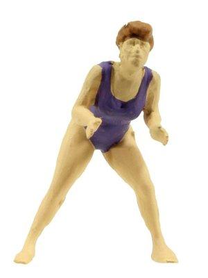 傑仲 (有發票) 博蘭 Preiser 人物組 Beach-volleyball 28065 HO