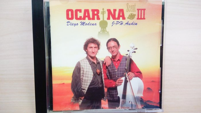 ## 馨香小屋--《陶笛之歌3》(Song of Ocarina 3)Delphine - 奧汀/莫地那