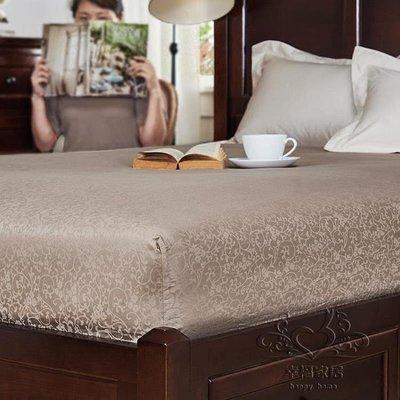 床罩 床笠單件棉質床罩席夢思保護套床墊套 床套棉質提花床笠