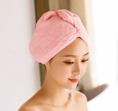 超細纖維快乾吸水快乾洗髮巾/乾髮帽anybuy