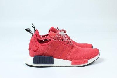 【IMPRESSION】Adidas Originals NMD R1 網布 女鞋  反光 慢跑鞋   S76013