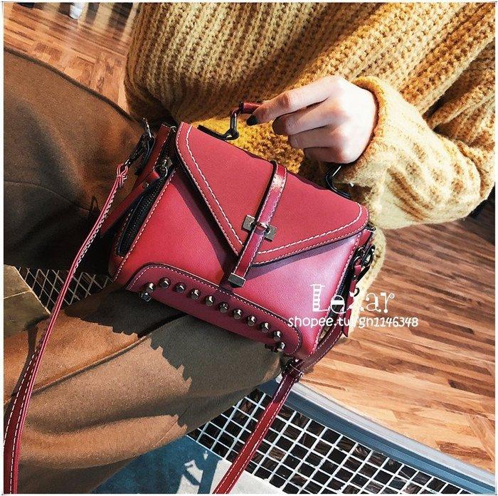 小包包女冬季新款韓版時尚百搭大氣手提包復古簡約單肩斜挎包