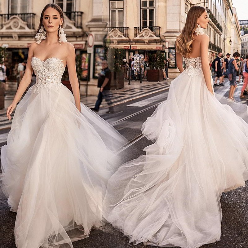 新年婚禮禮服婚紗禮服宴會禮服夢幻仙氣 森系新娘旅拍外景海景度假輕婚紗禮服