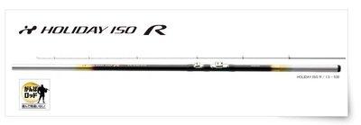 【欣の店】SHIMANO HOLIDAY ISO R 磯釣竿 2-450 2號15尺