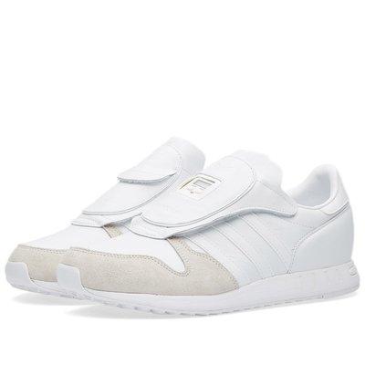 =CodE= ADIDAS X HYKE AOH-006 皮革頂級慢跑鞋(白).S79349.計步器.NMD.女.預購