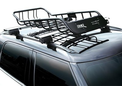 3D 卡固 車頂 行李 置物盤 Audi Q7 全車系 通用 RR-1535-S