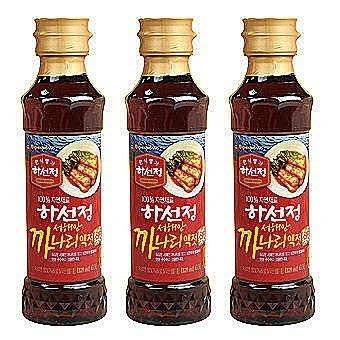 韓國魚露 / 韓國魚露 400g /韓國泡菜必備/韓國料理 韓式泡菜韓國泡菜必備