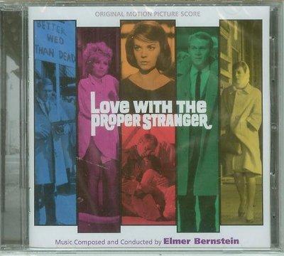 "Love with the Proper Stranger/A Girl Name""- E Bernstein,全新83"