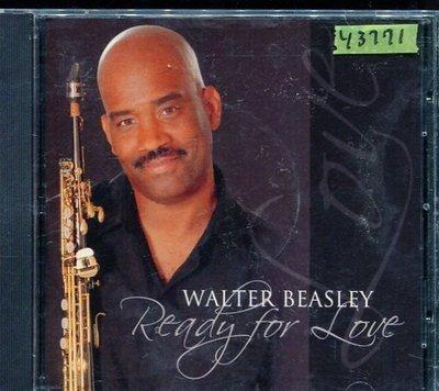 *還有唱片行* WALTER BEASLEY / READY FOR LOVE 二手 Y3771