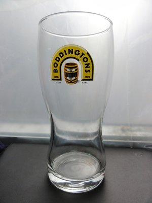 Boddingtons 啤酒杯
