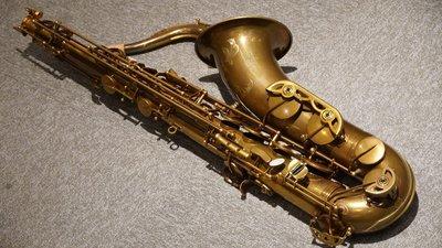 §唐川音樂§【Forestone GX PRO Tenor Sax Vintage 復古裸銅 次中音薩克斯風】