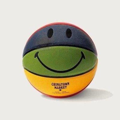 Puma x Chinatown Market 聯名 Smiley 笑臉 快樂 籃球 彩色