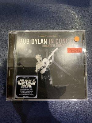 *還有唱片行*BOB DYLAN / IN CONCERT 二手 Y10674 (149起拍)
