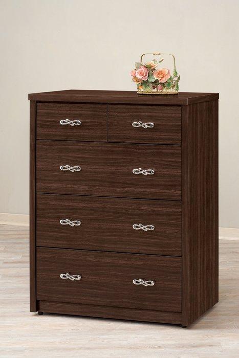 [歐瑞家具]YA213-3胡桃3尺四斗櫃/系統家具/沙發/床墊/茶几/高低櫃/床組/1元起/高品質/最低價