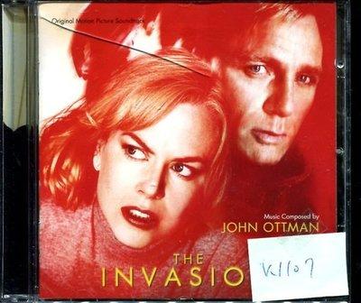 *真音樂* THE INVASION 德版 全新 K1107 (AMAZON五星)  (清倉.下標賣3)